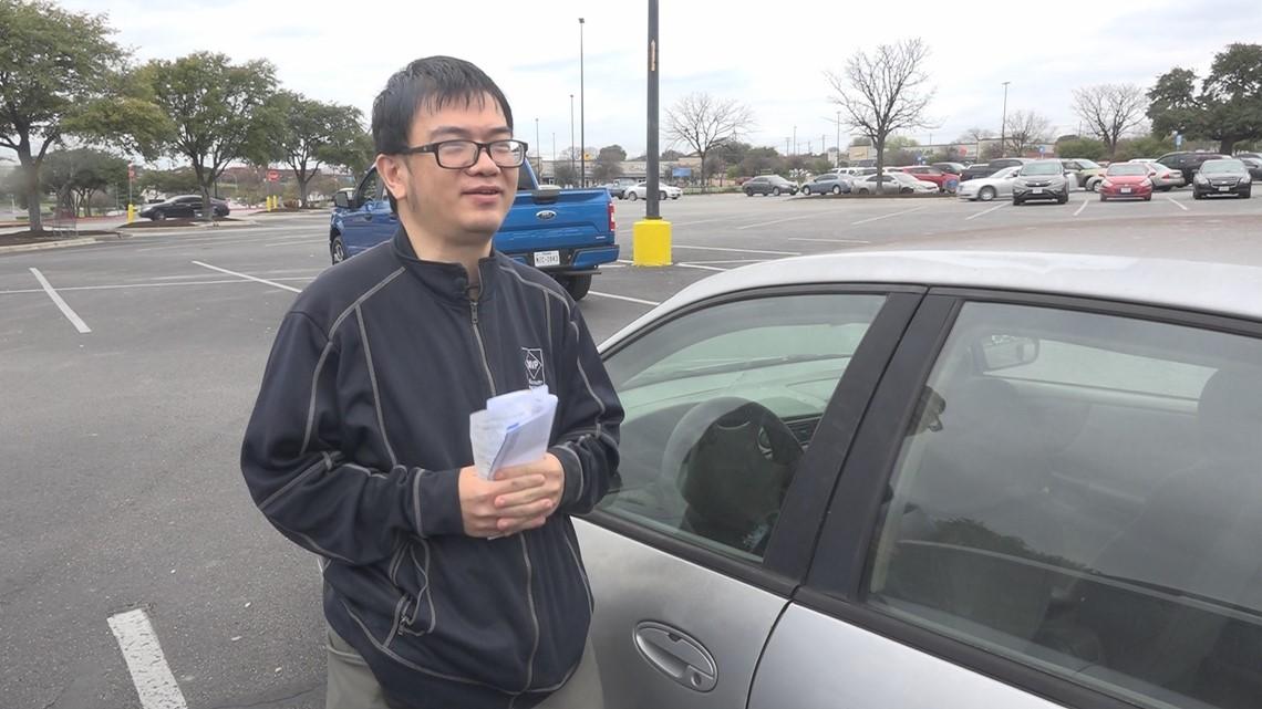 Austin man fighting tolls, fines after stolen license plates register on toll road cameras