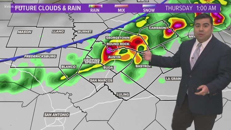 Weather Austin Radar Map, Weather Forecast Scattered Showers Isolated Intense Storms Tonight, Weather Austin Radar Map