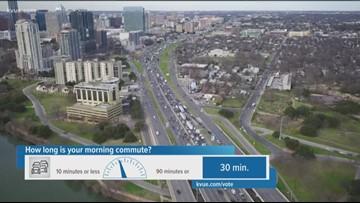 UT professor goes against study saying Austinites spent 104 hours in traffic