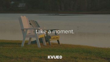 KVUE Moment of Zen: Lakeside