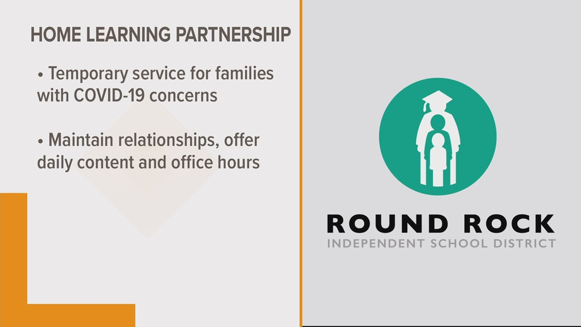 Round Rock ISD partnering with home school service