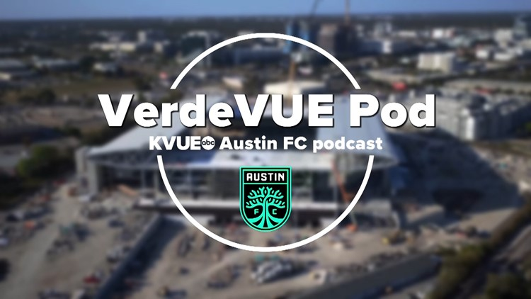 VerdeVUE Pod: Austin FC voice Adrian Healey recaps historic first win