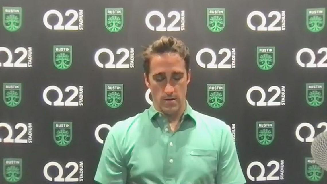 Austin FC vs. San Jose: Josh Wolff, Moussa Djitte post-match press conference – Sept. 18, 2021
