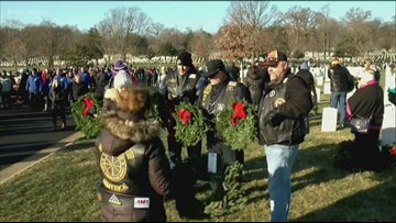 Texas veterans to be honored by Wreaths Across America