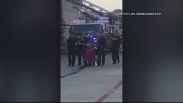 VIDEO: Williamson County deputies help woman at Round Rock senior living fire