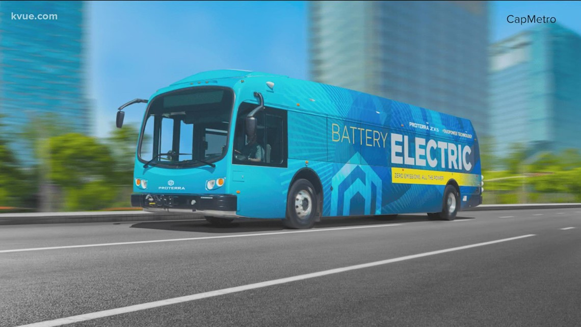 CapMetro board approves purchase of nearly 200 new electric buses