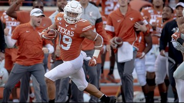 2020 NFL Draft profile: Texas Longhorns safety Brandon Jones
