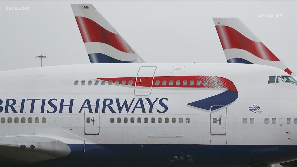 Austin to London flights resuming in October