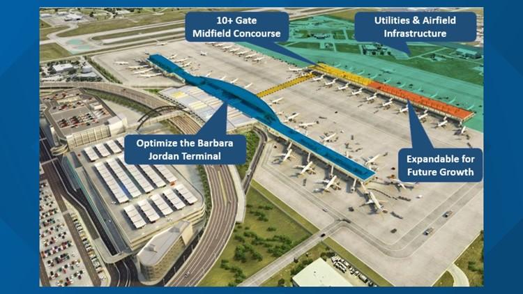 Austin-Bergstrom International Airport announces extensive improvement plan