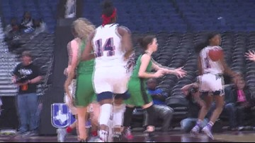 Burnet girls basketball team loses in state semi-finals