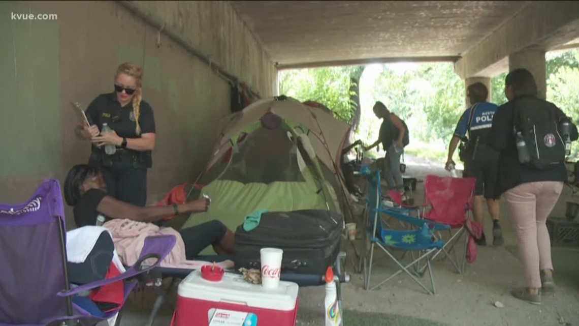 HOST brings resources right to homeless people, aims to get them to housing