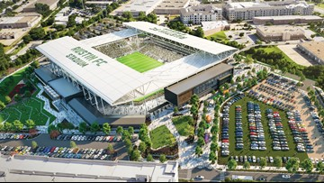 Crews to break ground on new Austin FC MLS stadium today