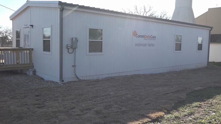 New health clinic opens in the underserved community of Hornsby Bend