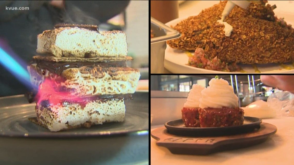Foodie Friday: Celebrity chef creates menu at Carve American Grille in Austin