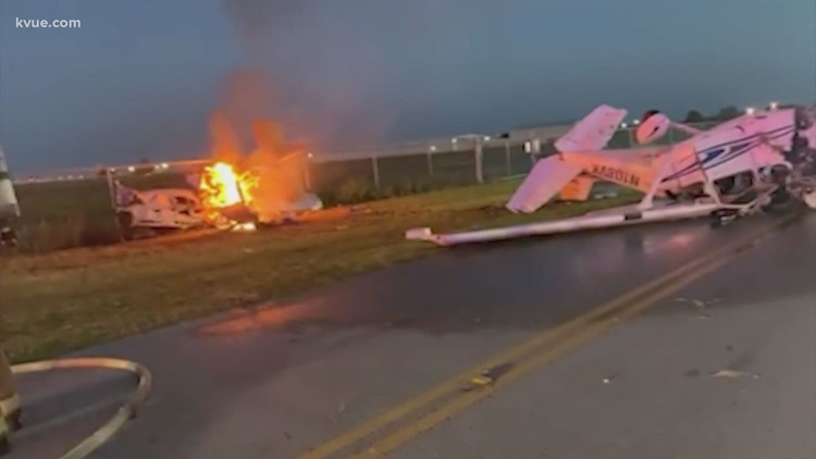 San Marcos Airport extends air traffic control tower operations following fiery crash