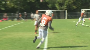 Devin Duvernay to slot, Brennan Eagles to starting lineup for UT