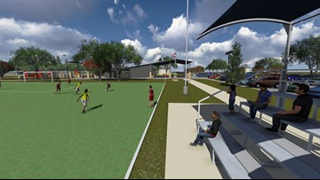 Non-profit working to build $5 million soccer park in South Austin