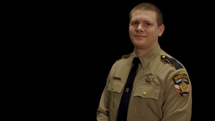 Travis County Sheriff's Office to hold memorial service for Sr. Deputy Christopher Korzilius