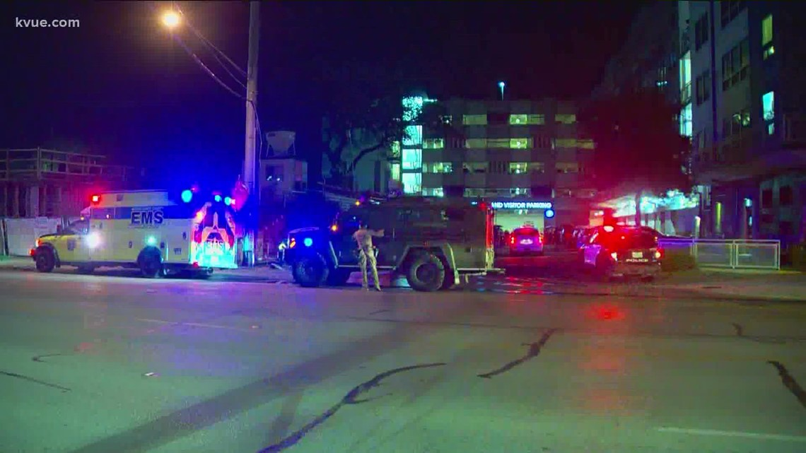 SWAT situation ends on South Lamar Boulevard