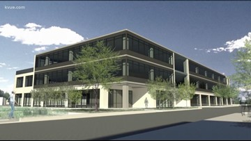 New office development coming to East Austin on Cesar Chavez