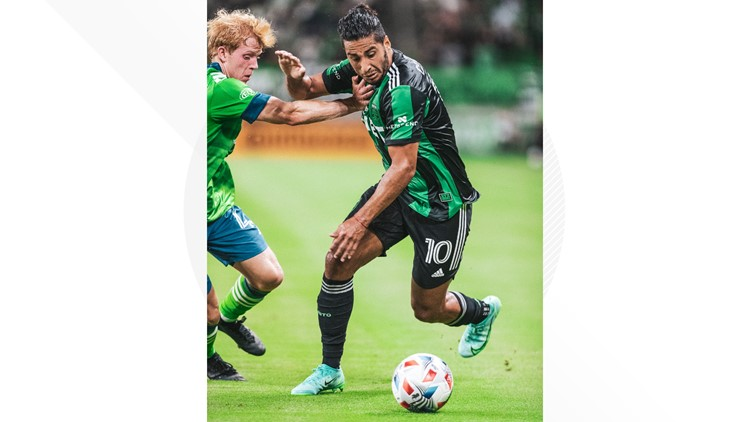 HIGHLIGHTS: Austin FC fall at home to MLS point leader Seattle Sounders, 1-0