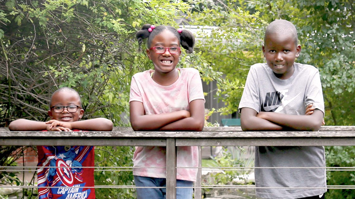 Forever Families: Meet Imani, Zoey and Kylon