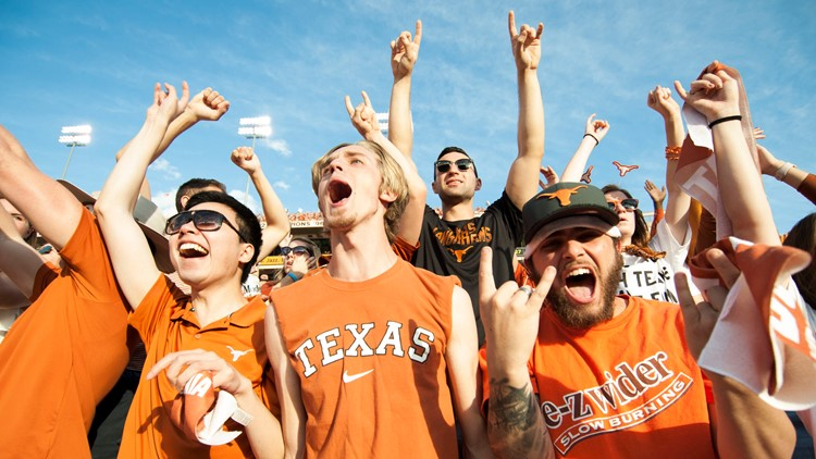 Texas-LSU football game to air on KVUE