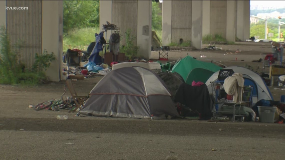 Who's in charge of cleaning up homeless camps? An Austin neighborhood wants answers.