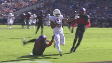 Texas Longhorns ready to fight to stay alive in Big 12 race