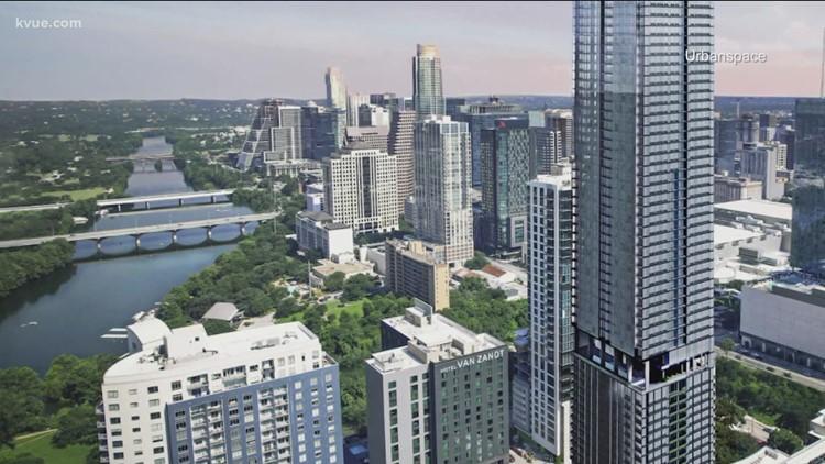 Plans for 55-story high-rise condominium building on Rainey Street announced