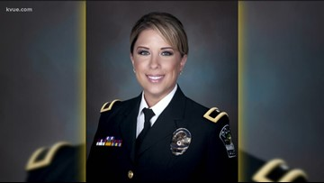 Austin Police Department promotes female assistant chief