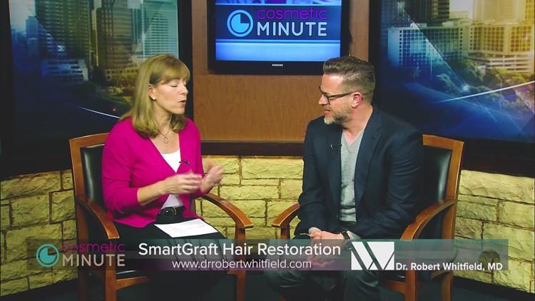 Cosmetic Minute - SmartGraft Hair Restoration Mini
