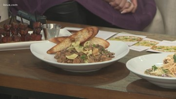 Perry's Steakhouse Chef Rick Moonen discusses recipes