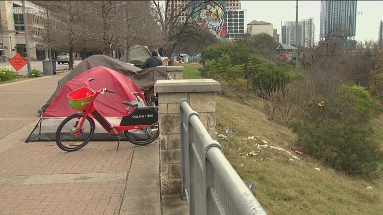 Austin City Council 'danced around' sanctioned encampment discussion, says Mayor Steve Adler