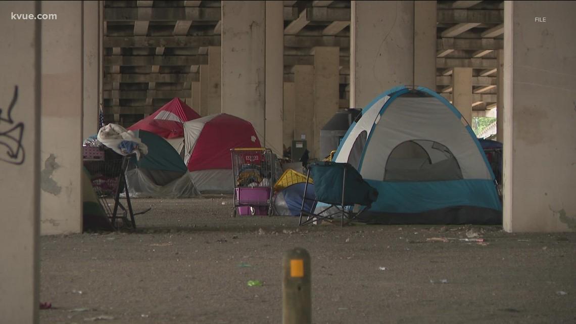 Austin-area non-profits react to $110 million allocation towards homelessness