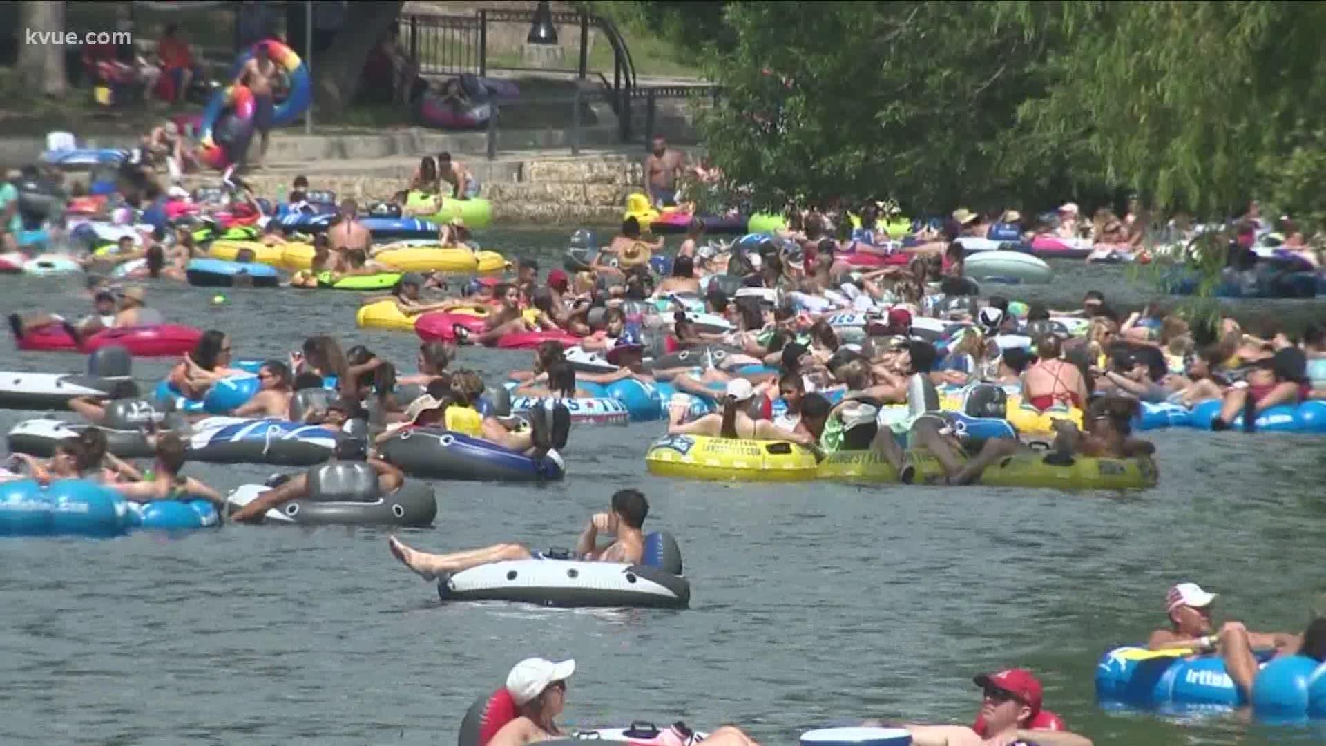 Coronavirus In Texas Tubing Rafting Must Close Under New Order Kvue Com