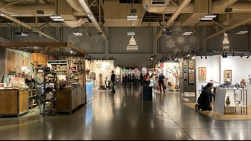 Armadillo Christmas Bazaar offers shoppers unique experience and gifts