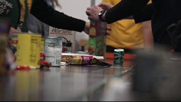 Government shutdown puts strain on Central Texas Food Bank