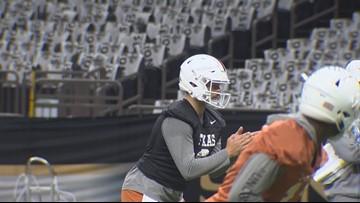 Longhorn quarterback Cameron Rising to transfer to Utah