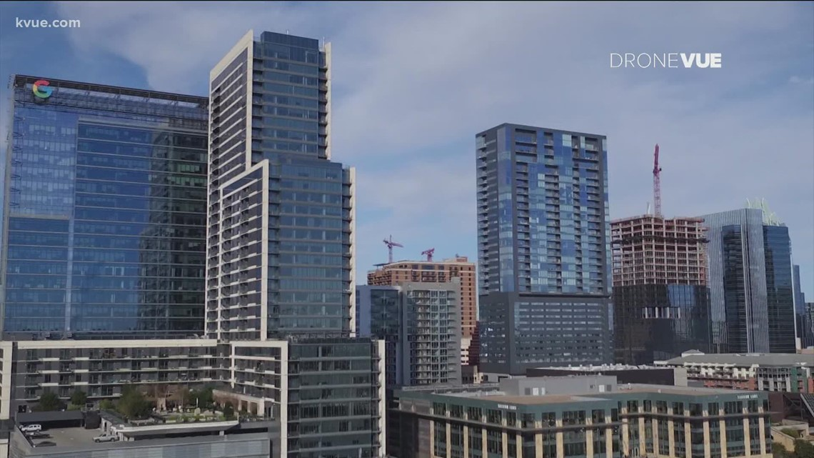 New apartment building coming to Downtown Austin