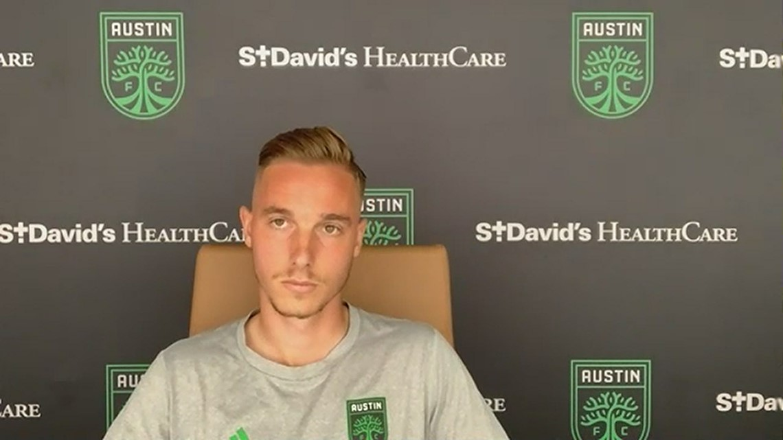 Austin FC vs. Sporting KC June 12 preview: Zan Kolmanic press conference