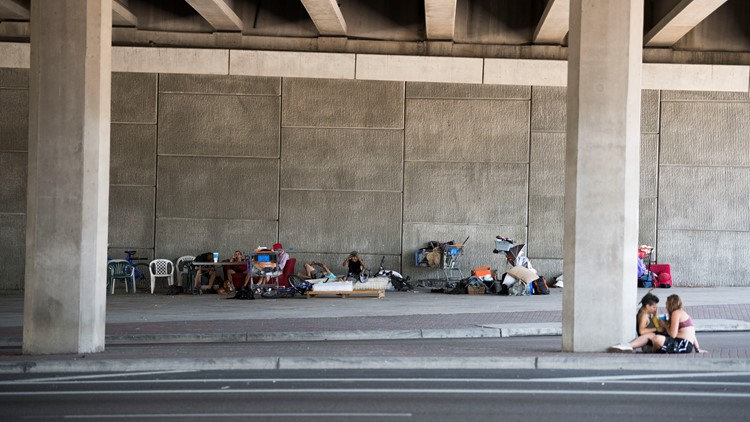 Phase 3 of Austin's homeless camping ban enforcement begins Sunday