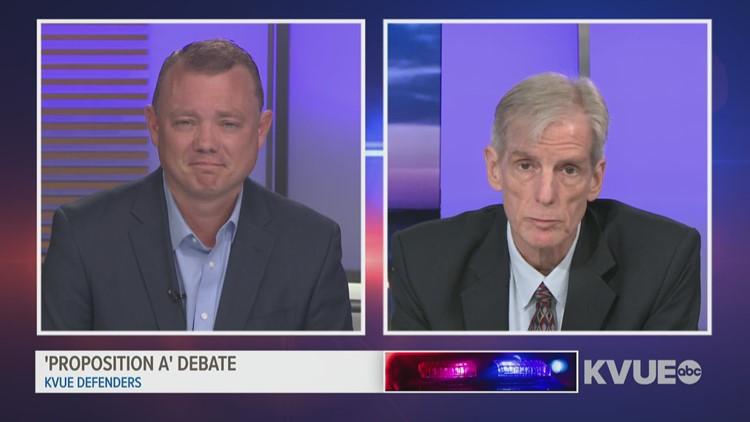 KVUE hosts Prop A debate
