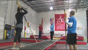 Exercise Adventure: KVUE Daybreak takes on pole vaulting