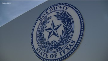 Hays County officials provide updates on 'presumptive positive' coronavirus case, local state of disaster declarations