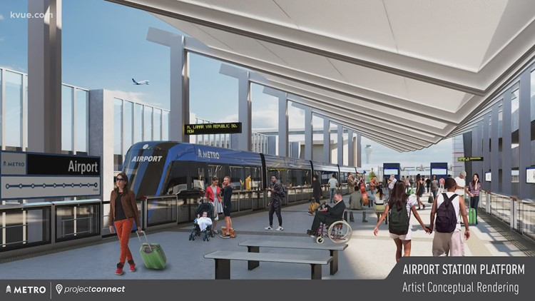 Project Connect: What's the next step for the $7.1B Austin transit plan?
