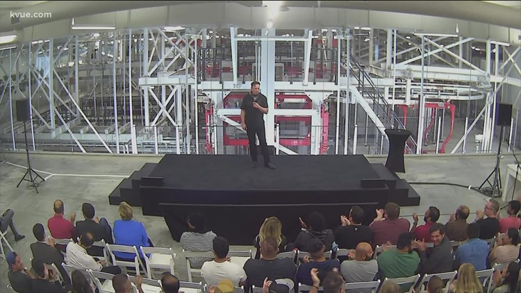 Tesla moving its headquarters to Austin, Elon Musk announces