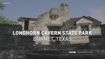 Albert's Texas Treasures ' Longhorn Cavern State Park