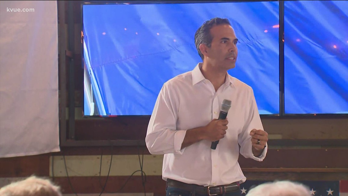George P. Bush challenging Ken Paxton in GOP primary for Texas AG