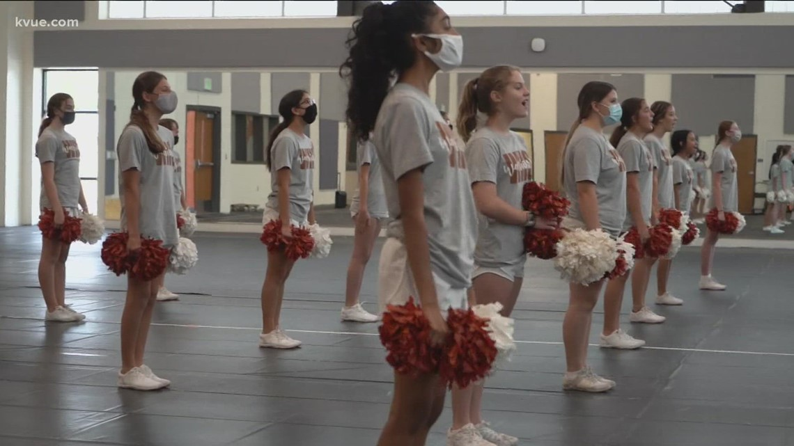 Behind the poms: Westwood Cheer in Round Rock ISD